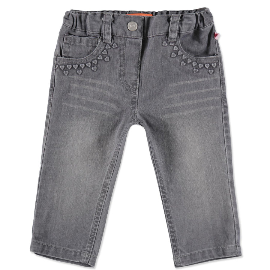 Staccato Girls Mini Jeans grey denim