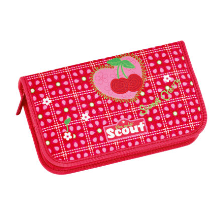 Scout Basic Etui 23 tlg. - Sweet Cherry