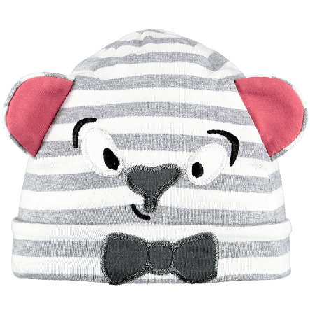 BARTS Czapka Leelo Beanie heather grey