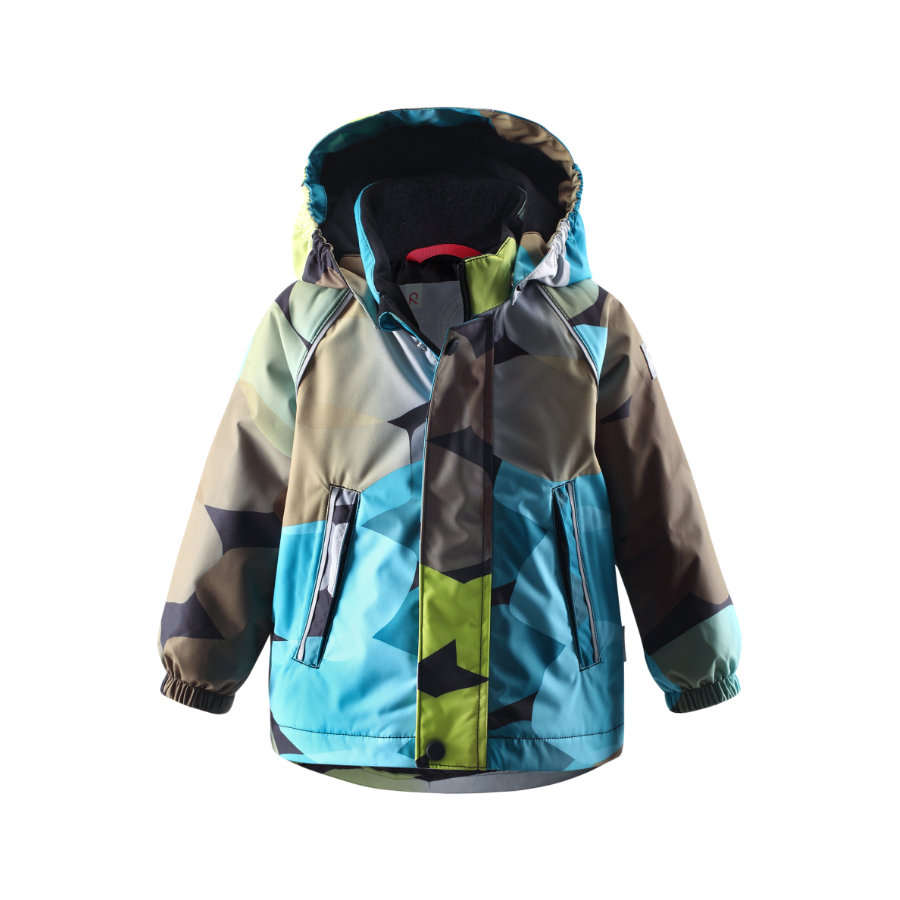 REIMA TEC Boys Mini Funktionsjacke Viisu teal blue