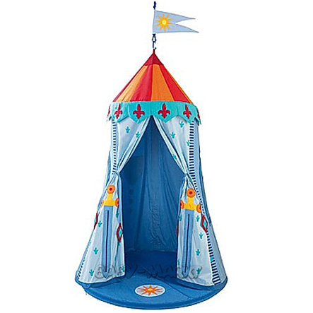 HABA Hanging tent Knight's Tent