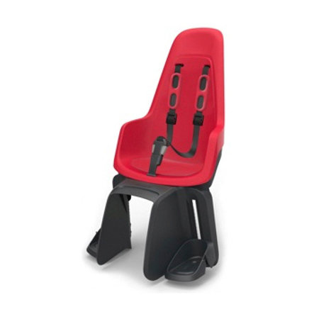 BOBIKE Fietsstoel One Maxi Strawberry Red