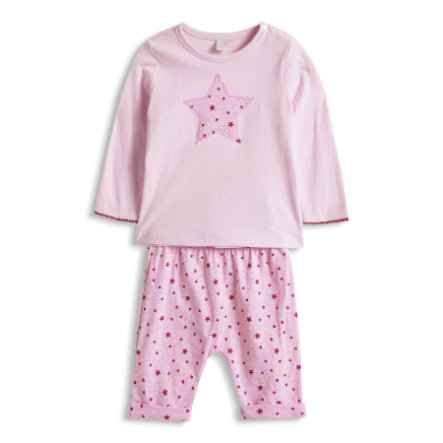 ESPRIT Girls Newborn 2er-Set Longsleeve + Hose Light Girls