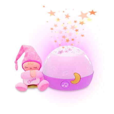 chicco Sternenhimmelprojektor rosa