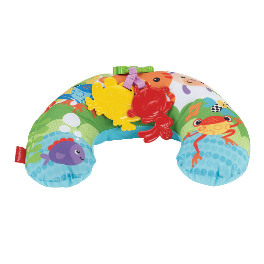 FISHER PRICE Rainforest Aktivitetskudde