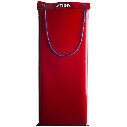 STIGA SPORTS Tapis de neige Snow Flyer, rouge