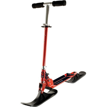 STIGA SPORTS Trottinette à neige Snow Kick™, rouge