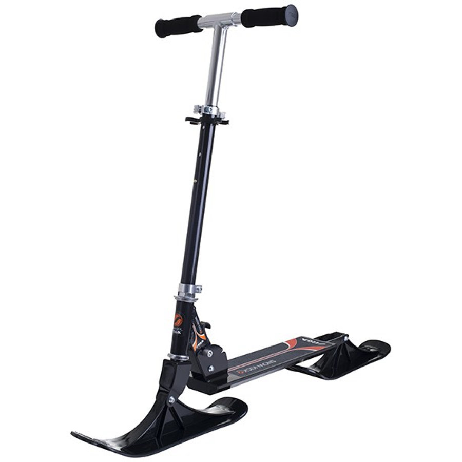 STIGA SPORTS Trottinette à neige Snow Kick™, noir