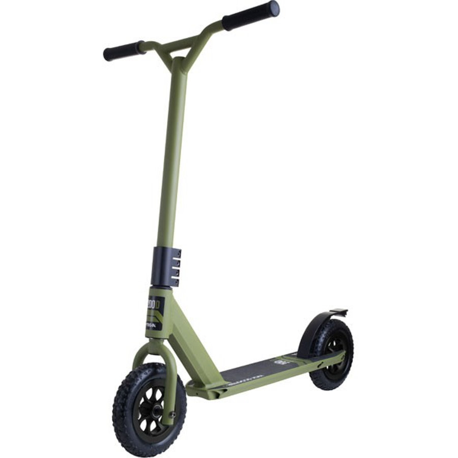 STIGA SPORTS Dirt Scooter, zelený