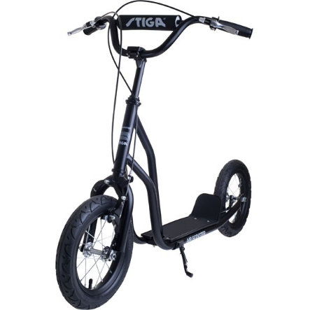 STIGA SPORTS Air Scooter, zwart
