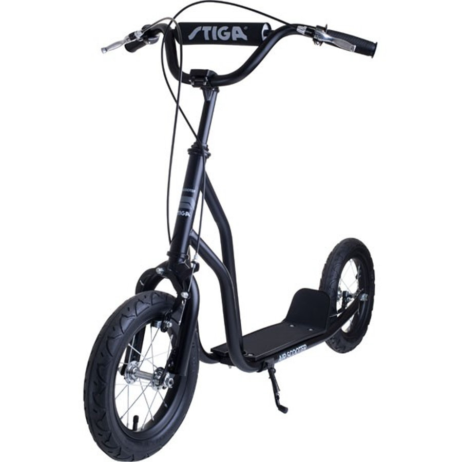 STIGA SPORTS Air Scooter, schwarz