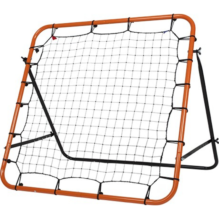 STIGA SPORTS FB Rebounder Kicker 100 Black/Orange