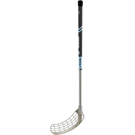 STIGA SPORTS Floorball - Bastone in fibra di vetro Flex 35 Twin Blade