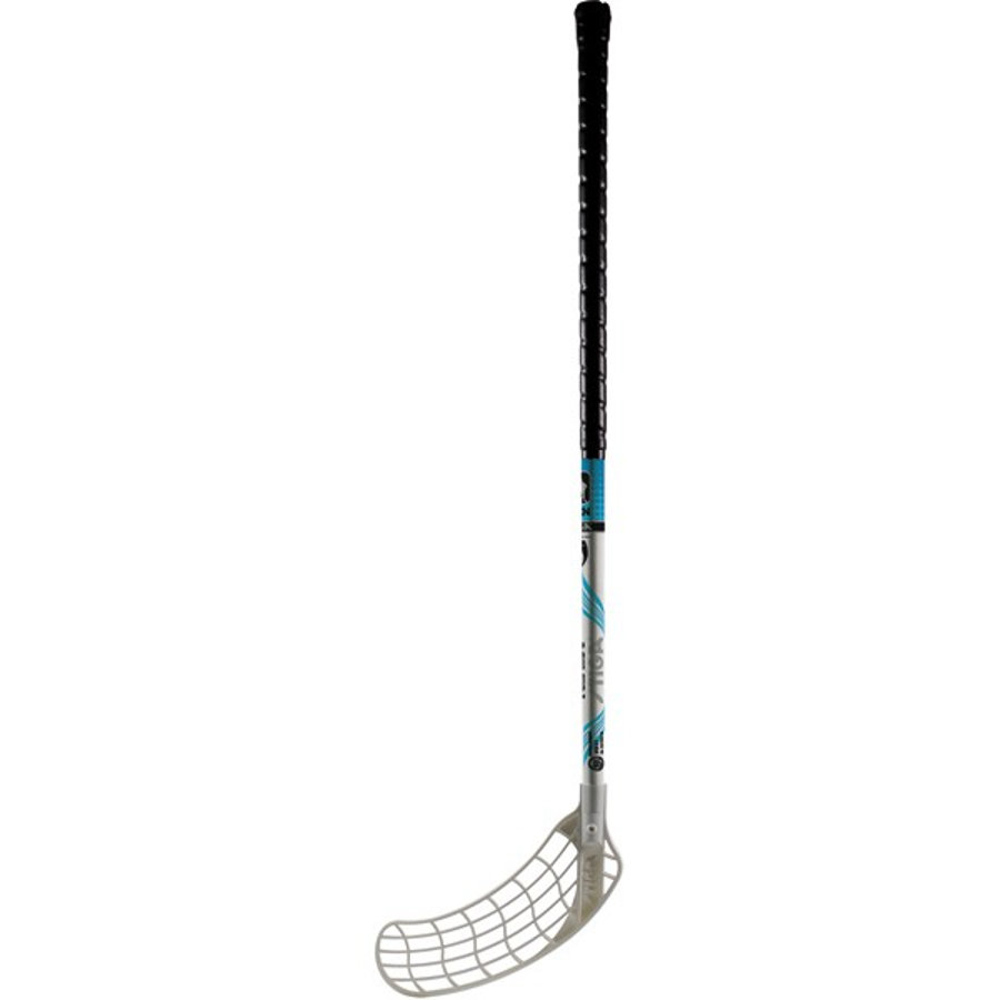 STIGA SPORTS Floorbaal stick Movon links groen