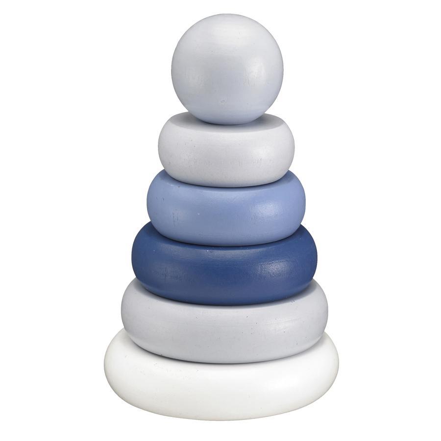 KIDS CONCEPT Stapeltoren, blauw