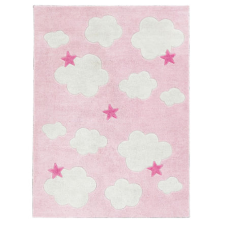 KIDS CONCEPT Tapis Abbey, rose