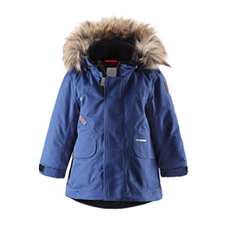 REIMA Boys Mini Funktionsjacke Apuri denim blue