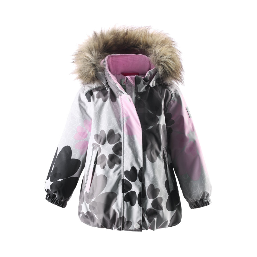 REIMA Girls Mini Funktionsjacke Scenic pale grey