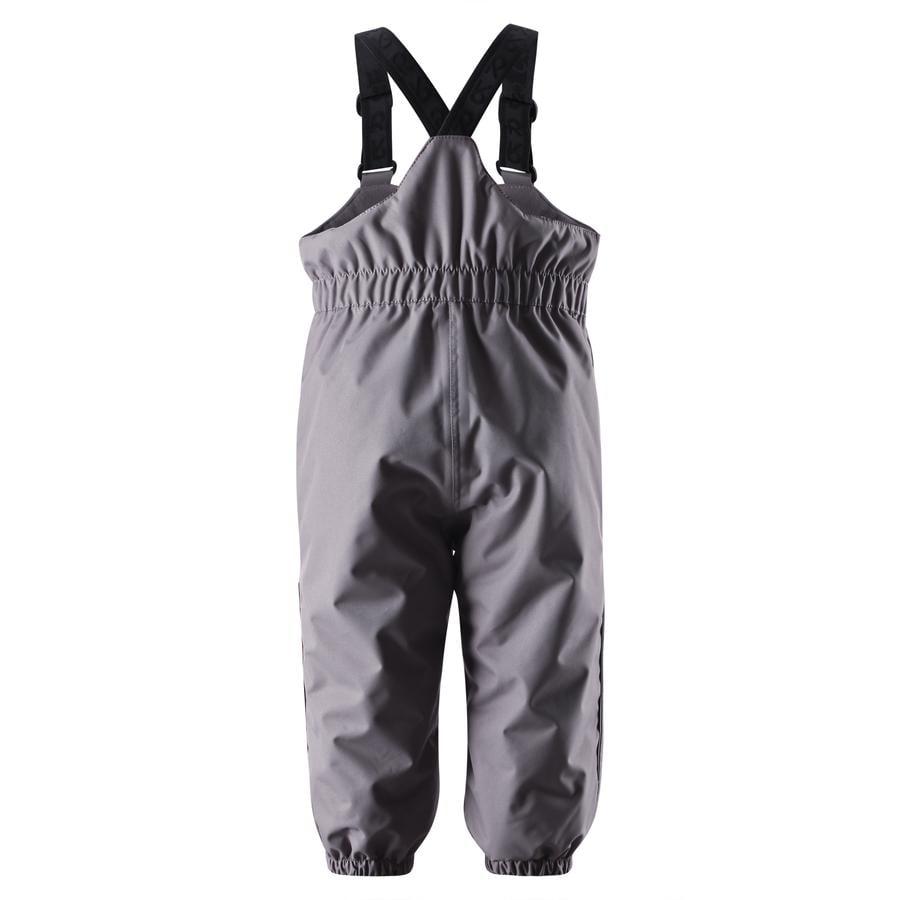 REIMA Mini Regenträgerhose Matias soft grey