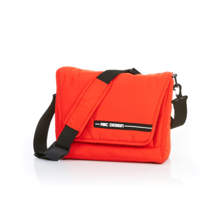 ABC DESIGN Wickeltasche Fashion flame