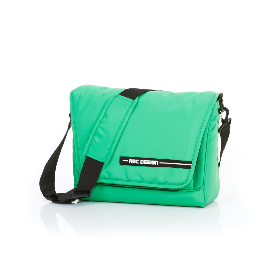 ABC DESIGN Wickeltasche Fashion grass