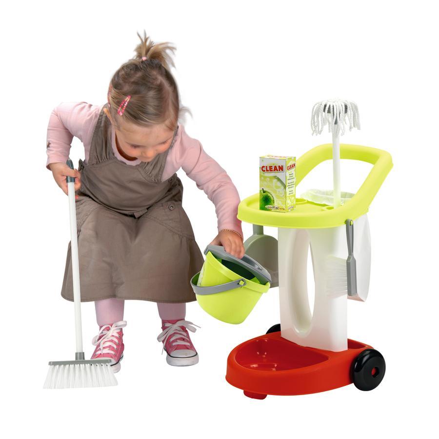 ECOIFFIER Carrello per le pulizie