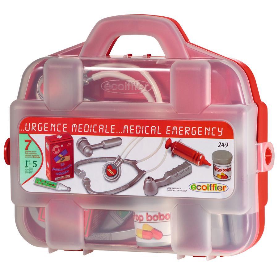 ECOIFFIER Arzt-Koffer inklusiv Zubehör