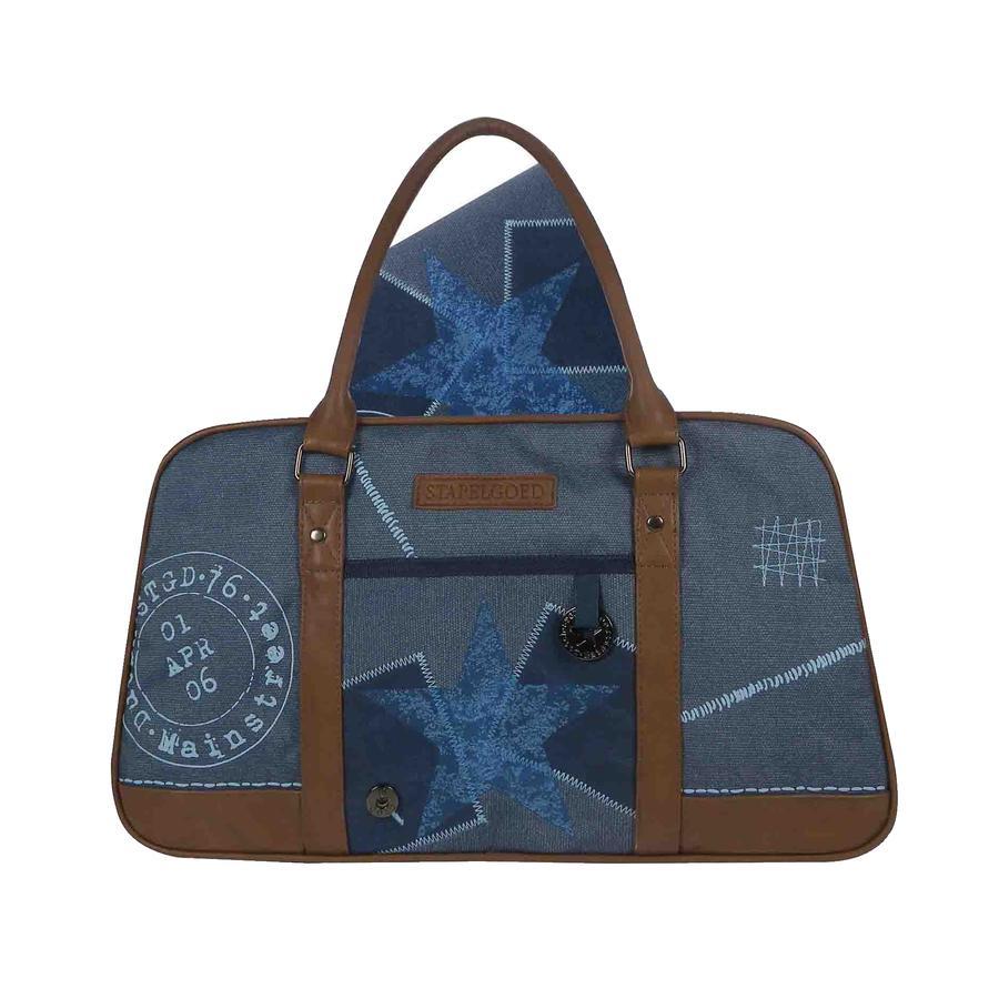STAPELGOED Thougher - Přebalovací taška s-modrá