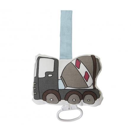 SEBRA Spilledåse med tryk, Lastvogn