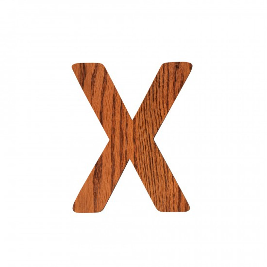 SEBRA X, Holz