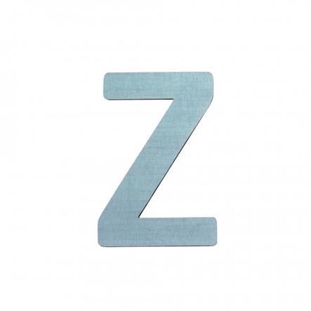 SEBRA Kirjain Z, siniharmaa