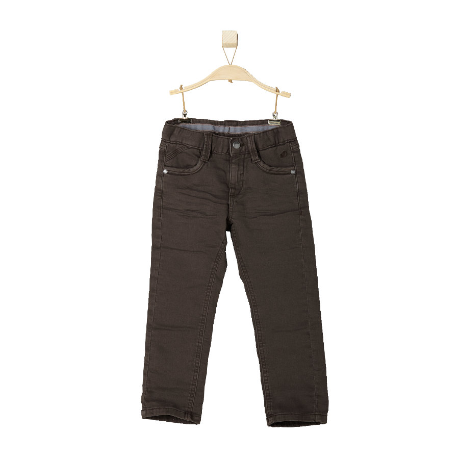 s.OLIVER Boys Mini Hose brown