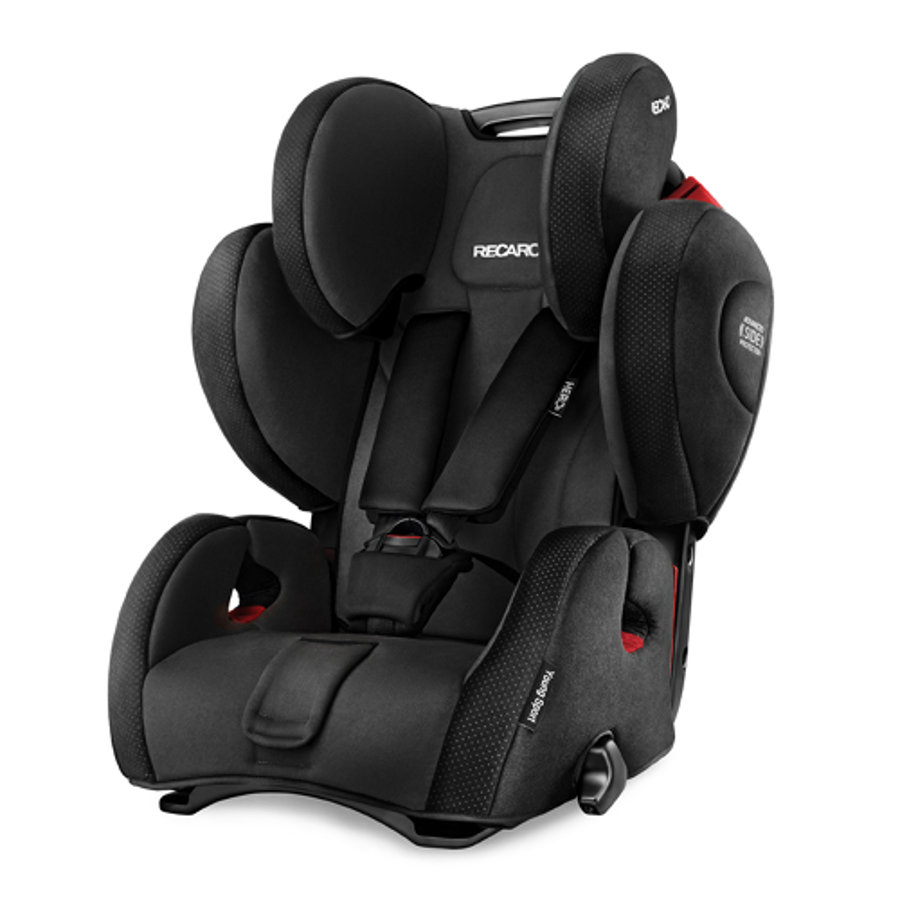 RECARO Replacement Cover Young Sport Black