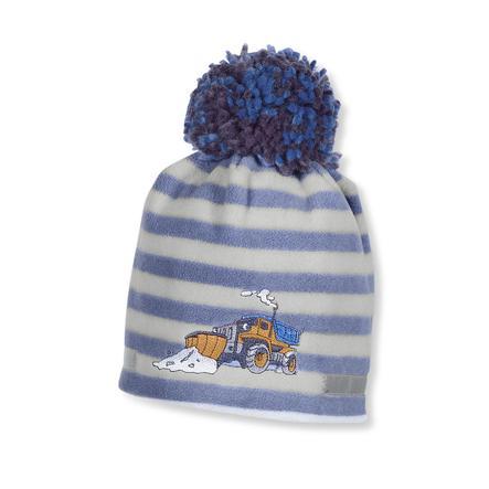 STERNTALER Beanie, azul hielo