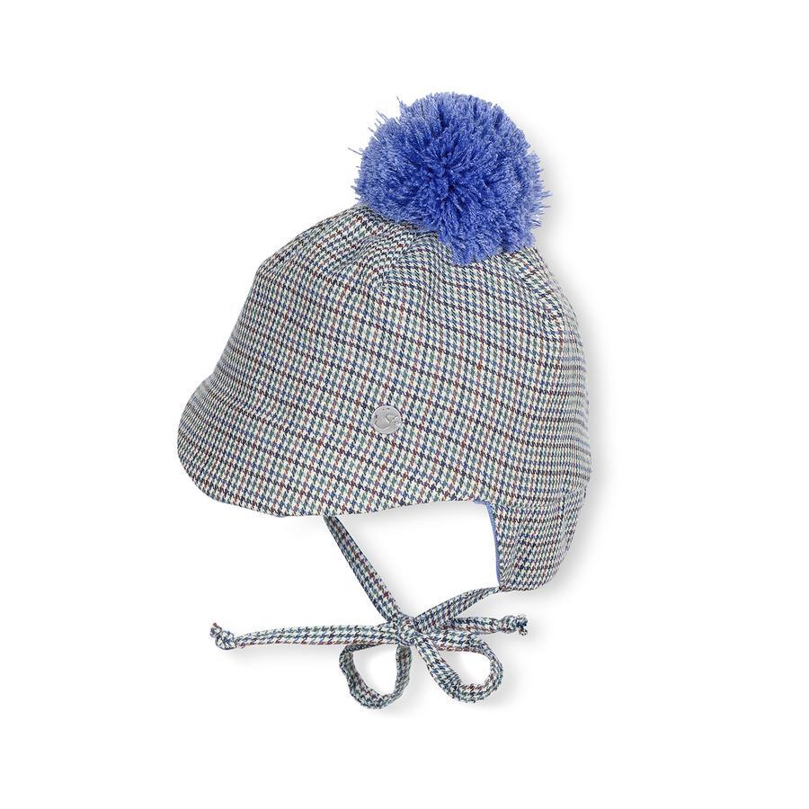 STERNTALER casquete alto, azul hielo