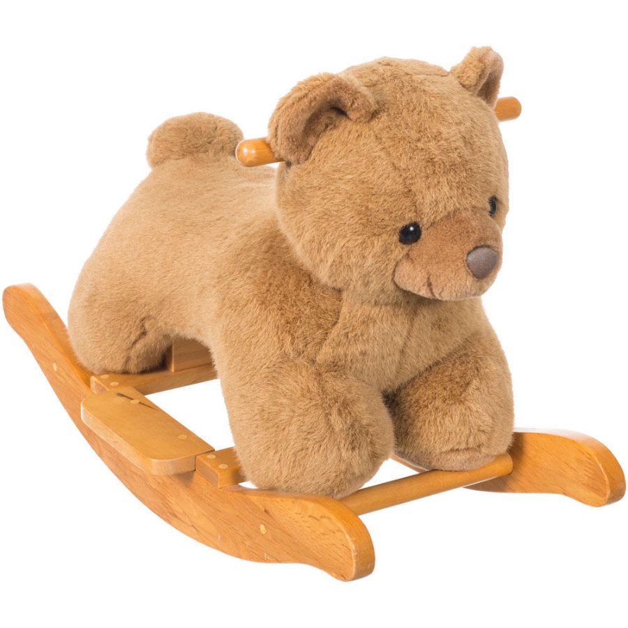 BIECO Malý houpcí medvídek