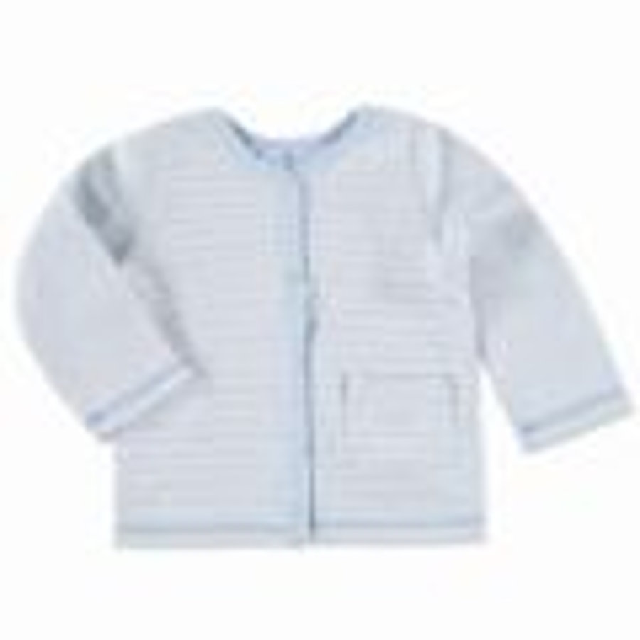ESPRIT Boys Newborn Wendejacke Light Blue