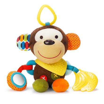 SKIP HOP Bandana Buddies Aktivitäts-Spielzeug & Plüschtier, Affe