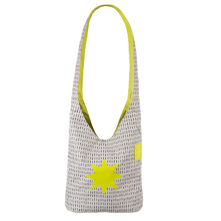 LÄSSIG Sac à langer Casual Fan Shopper Twinkle, tender shoots