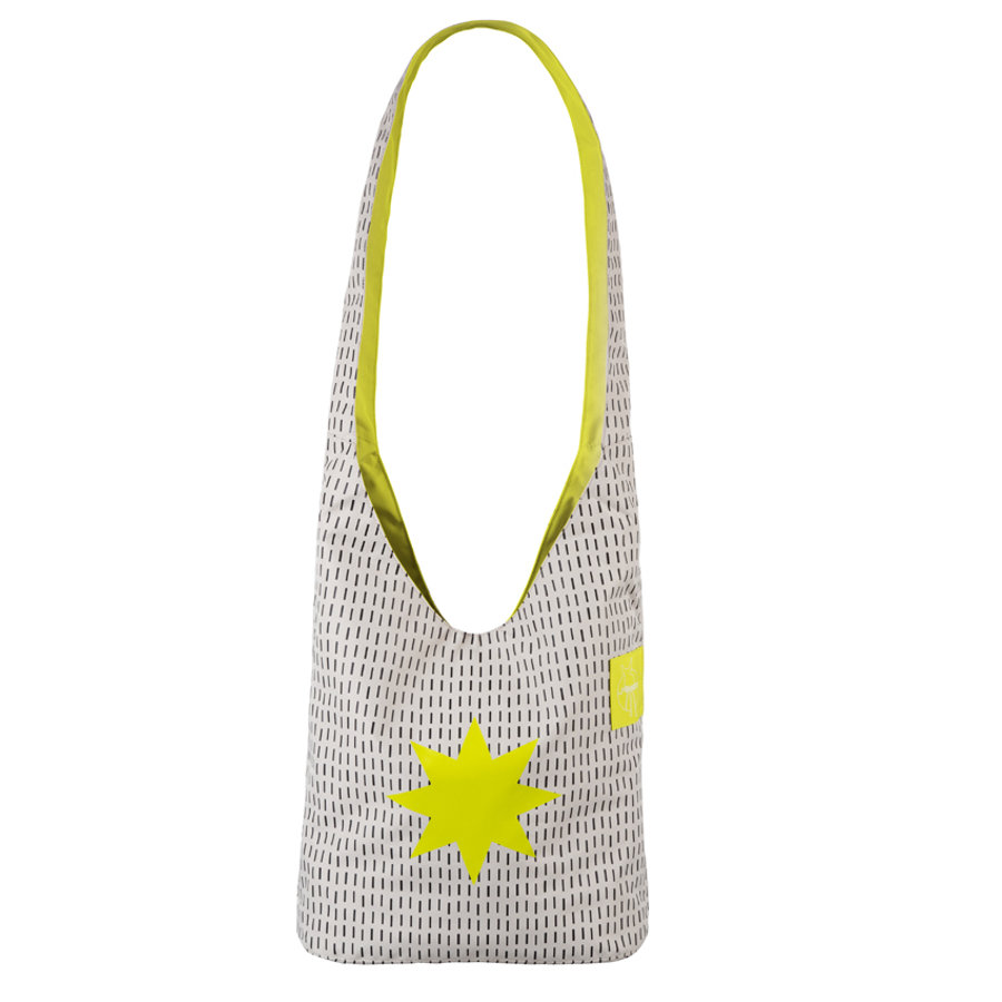 LÄSSIG Wickeltasche Casual Fan Shopper Twinkle tender shoots