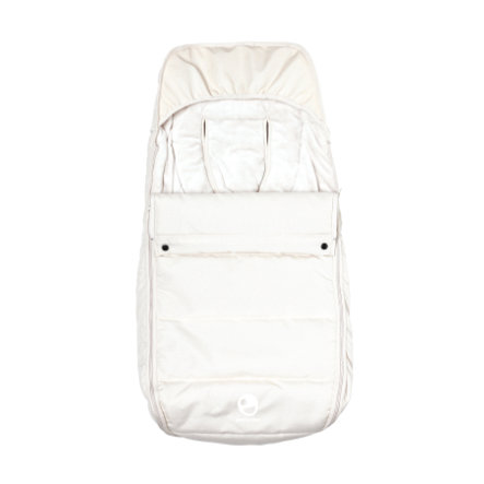 EASYWALKER Footmuff Mosey Washington White