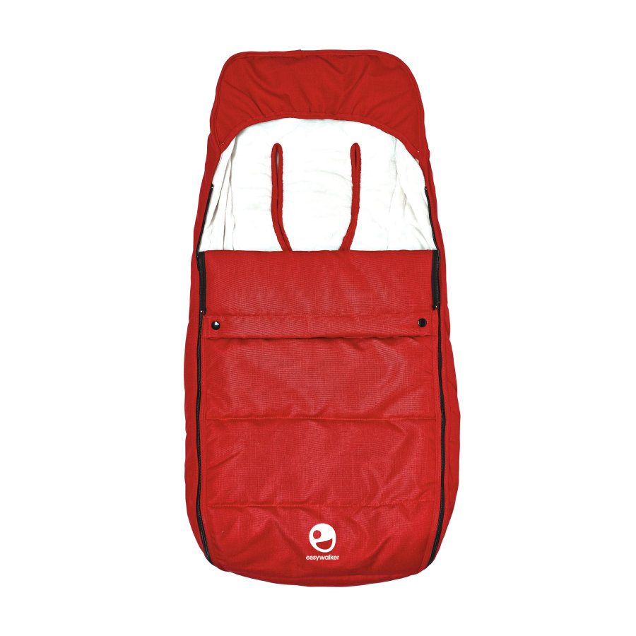 EASYWALKER Footmuff Mosey London Red