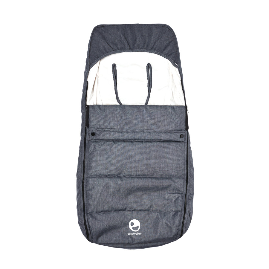 EASYWALKER Footmuff Mosey Berlin Grey