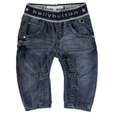 BELLYBUTTON Boys Baby Jeans blue denim