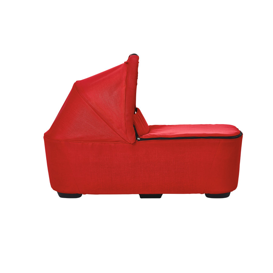 EASYWALKER Carrycot Mosey London Red
