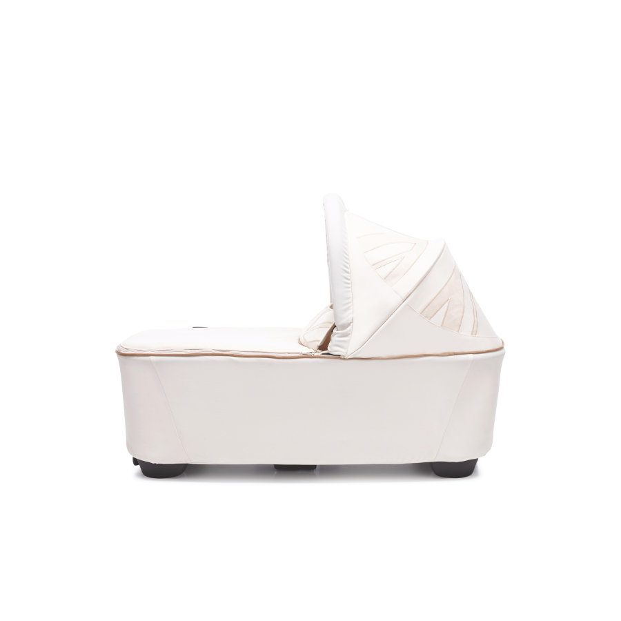 EASYWALKER Carrycot for MINI Pram Pepper white Jack
