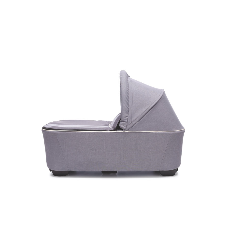 EASYWALKER Carrycot for MINI Pram Moonwalk Grey