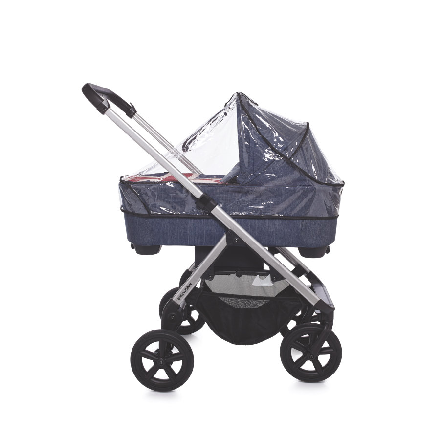 easywalker Regenschutz für MINI und Mosey Kinderwagen