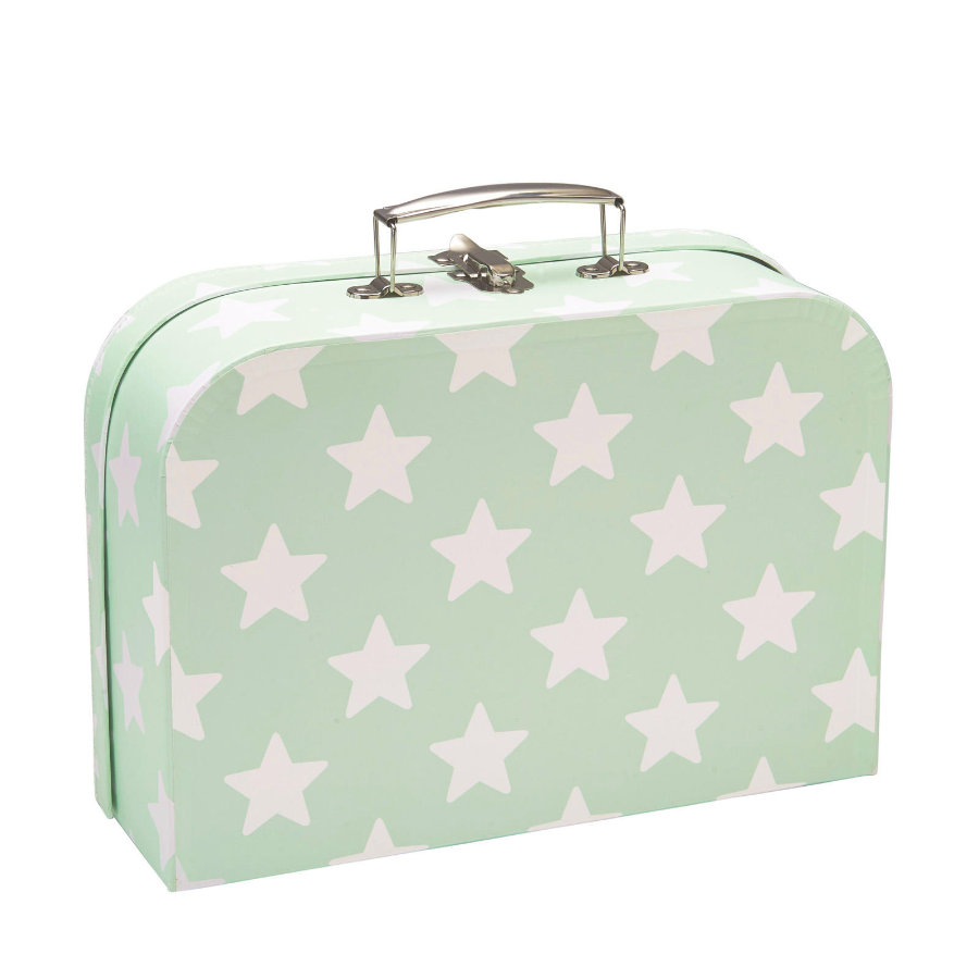 Kids Concept® Koffer-Set Star mint