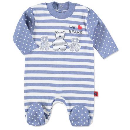 EBI & EBI  Baby Sleep Suit California blue